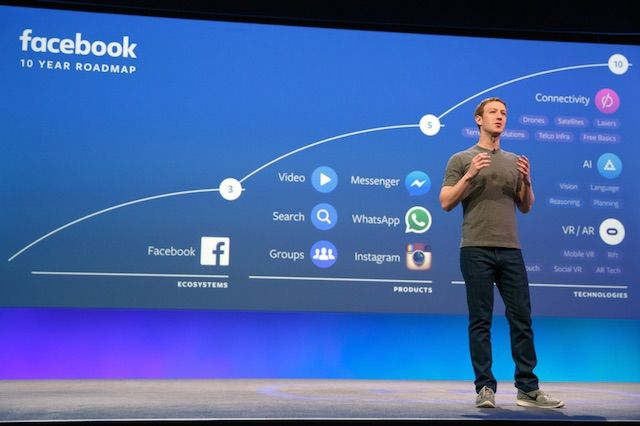 Facebook開発者会議「F8」2016のまとめ