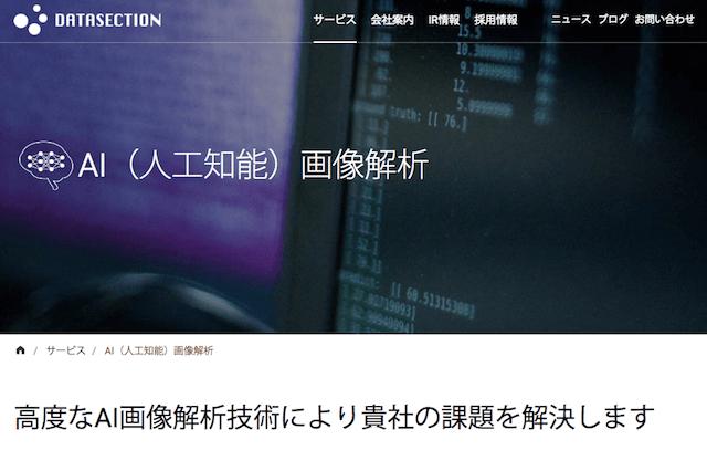 データセクションが人工知能を活用した海外事業
