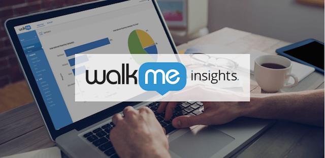 ユーザー行動分析を行うWalkMe Insights