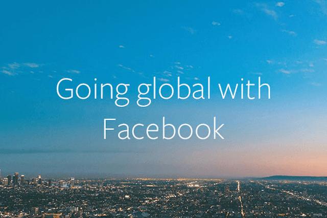 Facebook、企業の世界展開を支援する新機能を提供