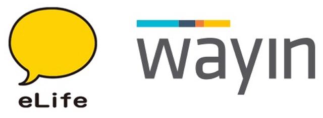 eLife、ソーシャルキュレーションの米Wayinと提携