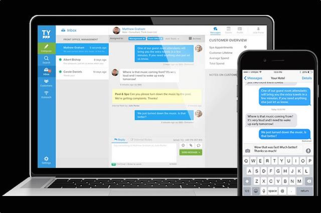 宿泊客のコメントやリクエストをリアルタイムで取り込む新機能「TrustYou Messaging(トラスト・ユー メッセージング)」